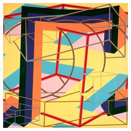 """""""S-E"""" by AL HELD, 1979"""