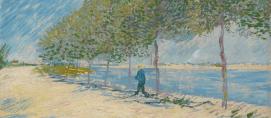 By the Seine, 1887