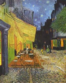 Café Terrace At Night, 1888