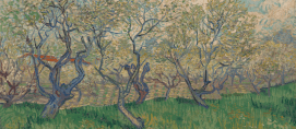 Orchard in Blossom, 1889