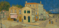 The yellow house (the street), 1888