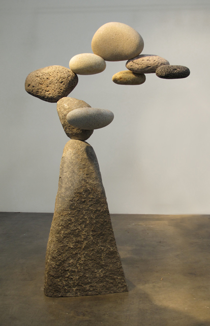 Gravity Defying Rock Sculptures By Woods Davy
