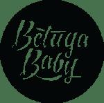 Beluga Baby - Circle - BW - Transparent