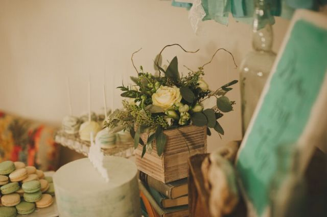 table decor by chic fete