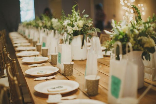 table decor by chic fete - jayme lang photography
