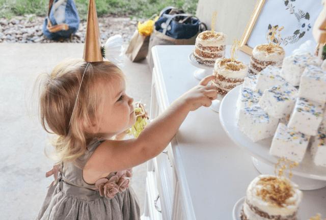 Gold DIY Unicorn Party Hats   Creative Wife & Joyful Worker