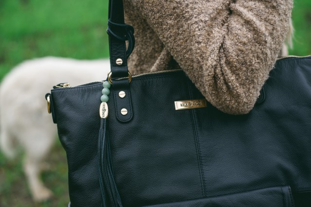Lily and Jade Meggan bag in soft premium leather | E Fraser Photography