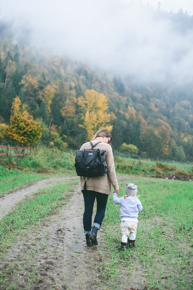 Fall mommy and me style post + giveaway | E Fraser Photography
