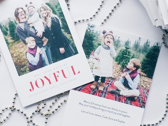 Custom Christmas Cards by minted.com