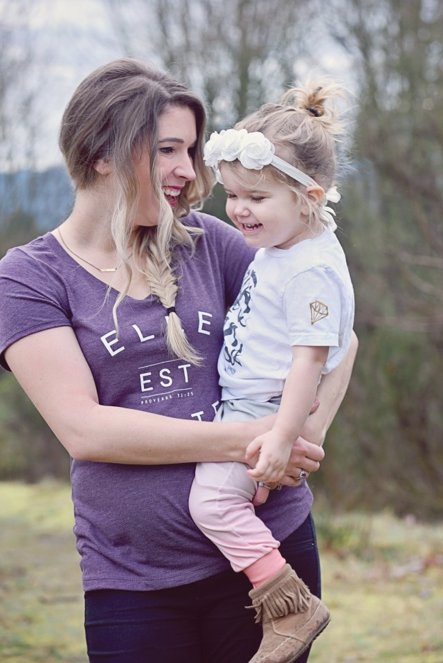 Mom and Kids Clothing by She is Clothing featured on Creative Wife and Joyful Worker