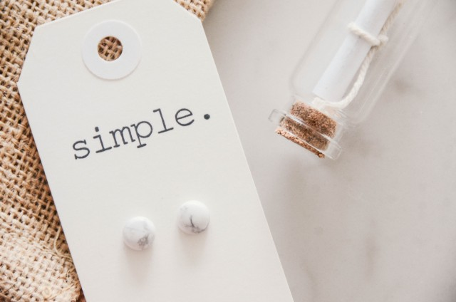 Simple Studs Shop Spotlight on Creative Wife and Joyful Worker