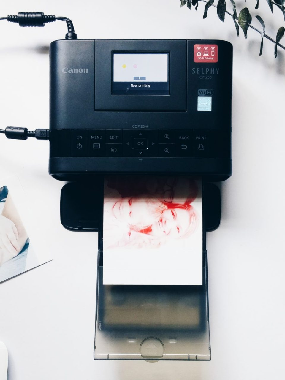 How to Easily Print Instagram Photos from Home with Canan Selphy CP1200