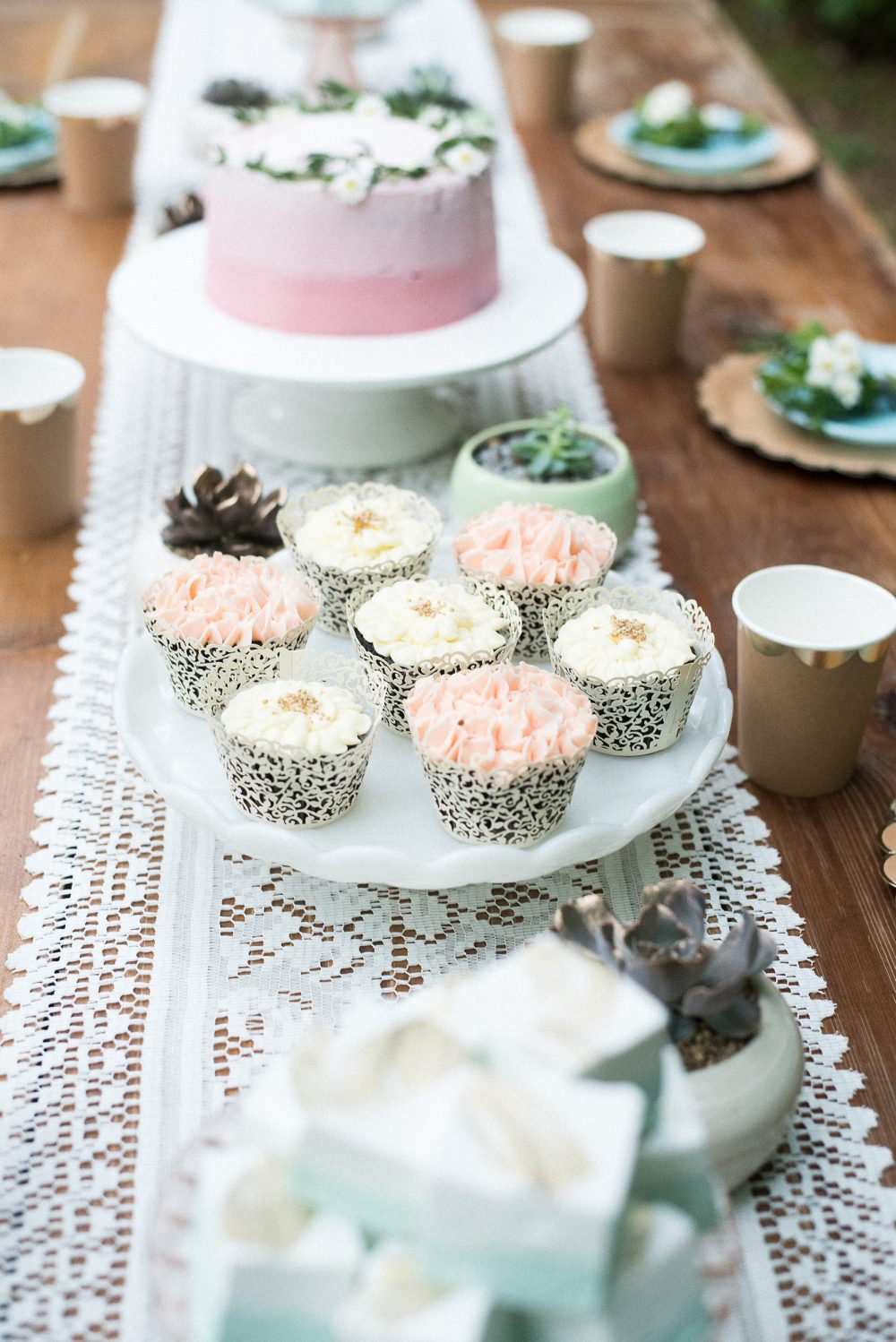 Kids Whimsical Woodland Soiree