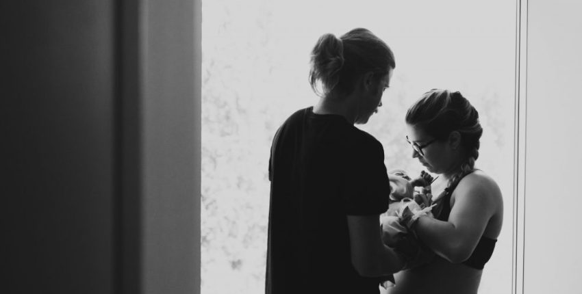 Hospital Birth Photography and a successful VBAC