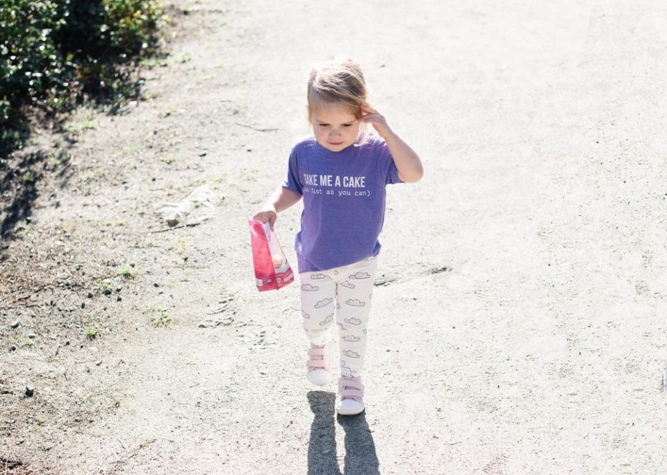 Bake Me A Cake Graphic Kids Tee | Childrens Apparel company The Sweet Life Apparel #kidsootd #fashion #ministyle