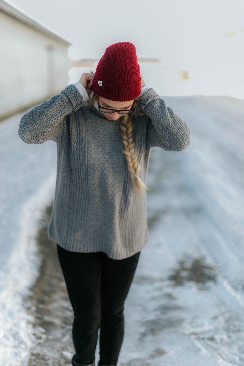 Mother and Daughter Winter Style Post | Warm and Cozy | Shop Hunnis