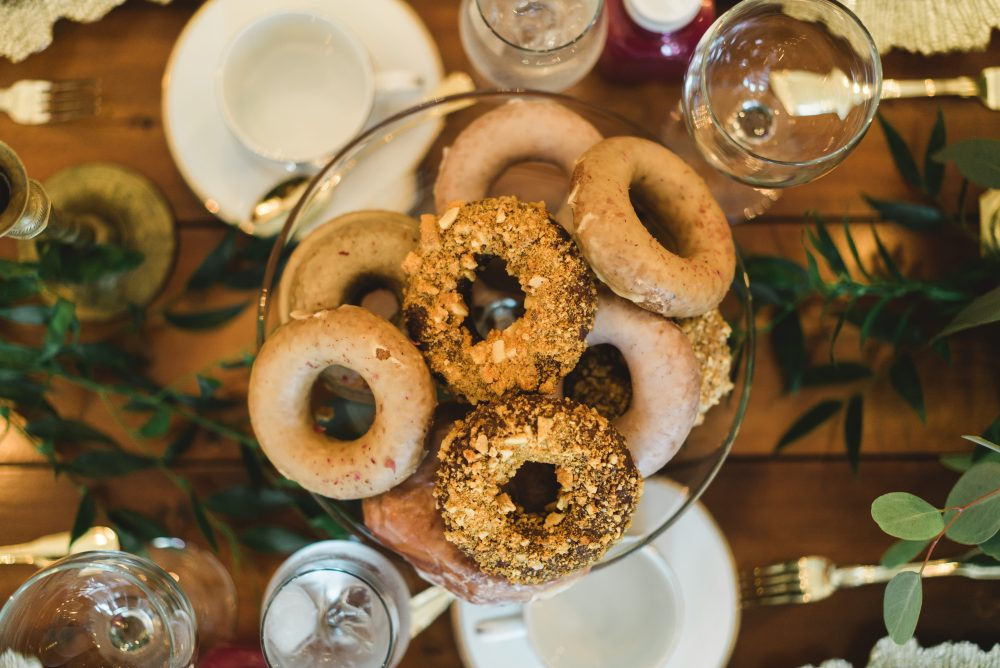Holiday Christmas Event Decor Ideas by Epic Events Vancouver | Christmas Blogger Brunch | Red and Green Party
