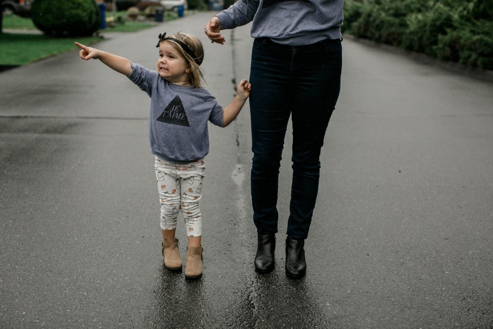 Mother and Daughter Twinning | Thoughts on what it means to become a mother and when that day comes at different ages for your children. | Unique Mother Experience