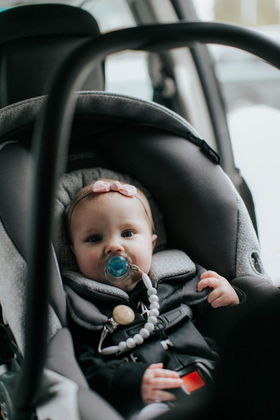 Giveaway | Maxi-Cosi Car Seats review and enter to win.