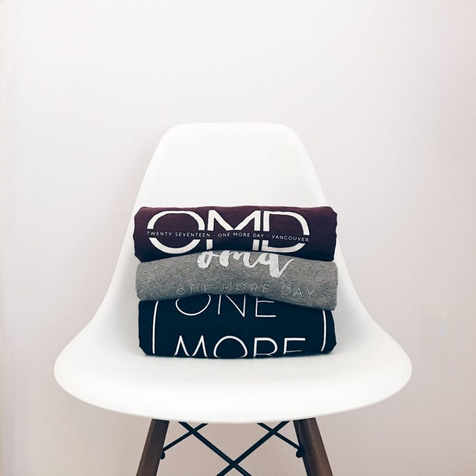 One More Day Campaign | The Modern Fort | Cancer Awareness