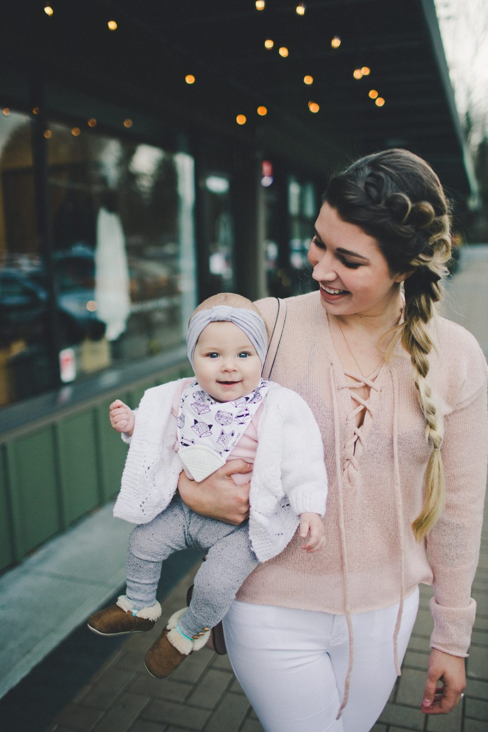 Mother and Daughter   9 Spring Fashion Trends