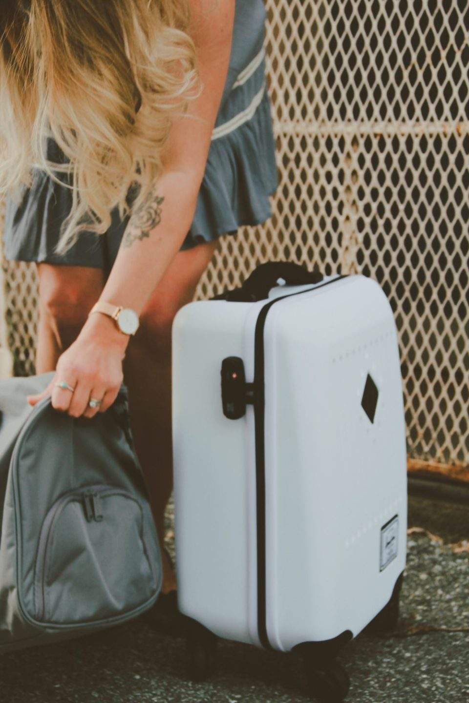 Weekend Wardrobe Packing List: Travelling with only a Carry On