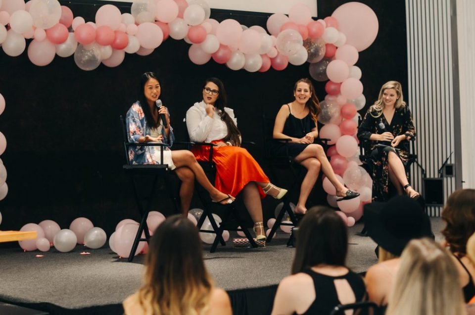 Tips and Encouragement from Vancity Business Babes Blogger Party