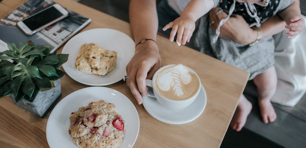 Most Instagram Worthy Coffee Shop | Unit 4 Coffee Fort Langley