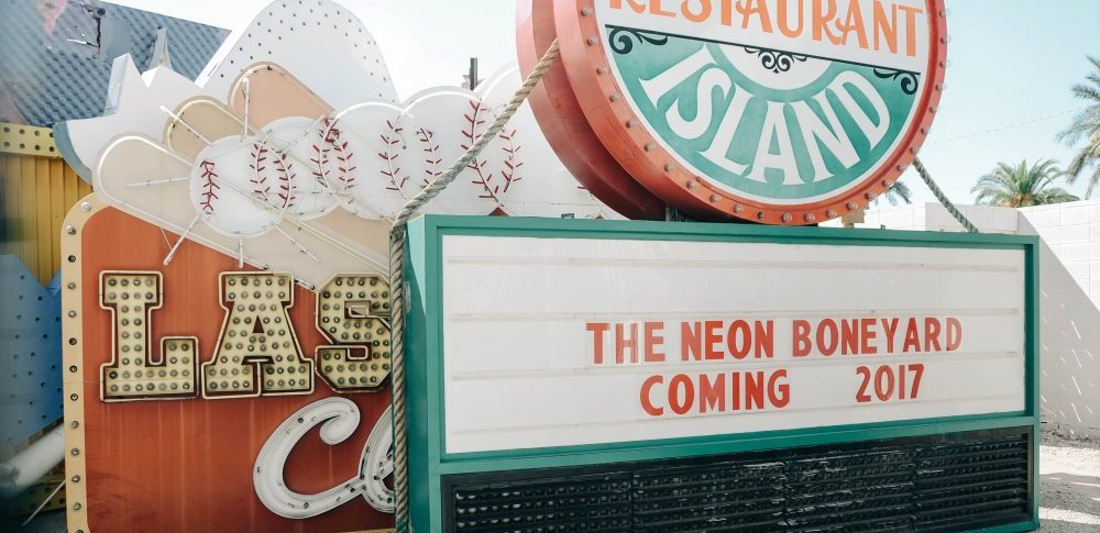 Las Vegas Neon Museum / Boneyard   Things to do and see in Las Vegas, Nevada   Photo by Creative Wife and Joyful Worker