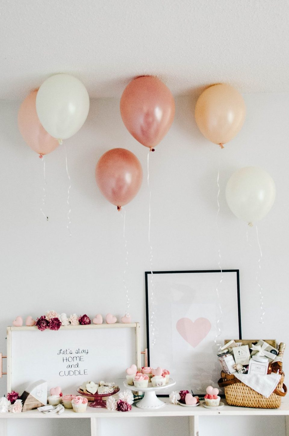 Valentine's Party Decor | Valentine's Themed Gift Ideas