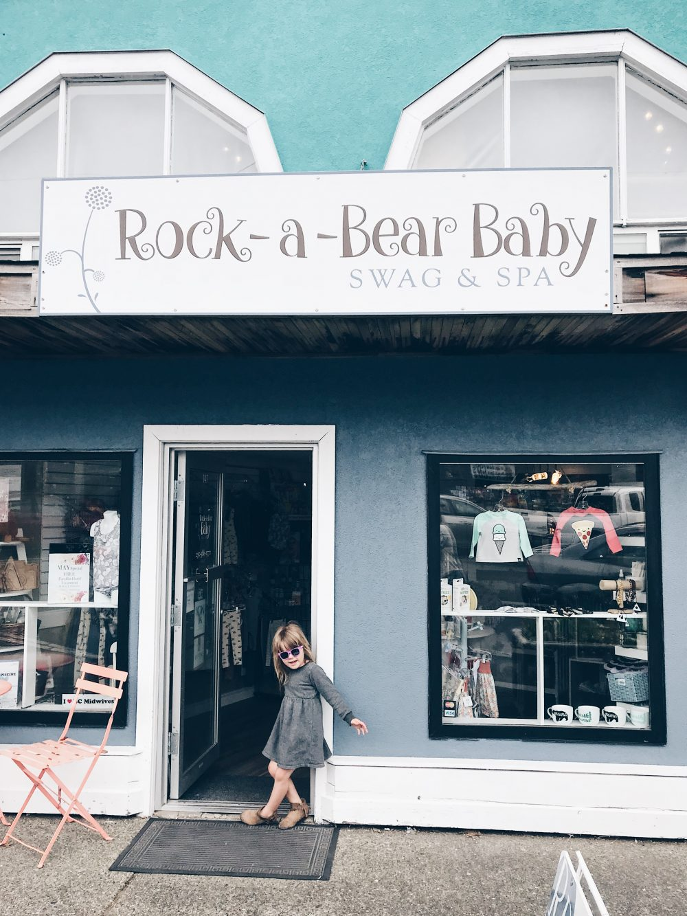 Rock-a-Bear Baby | Places to Shop in Parksville Qualicum Beach