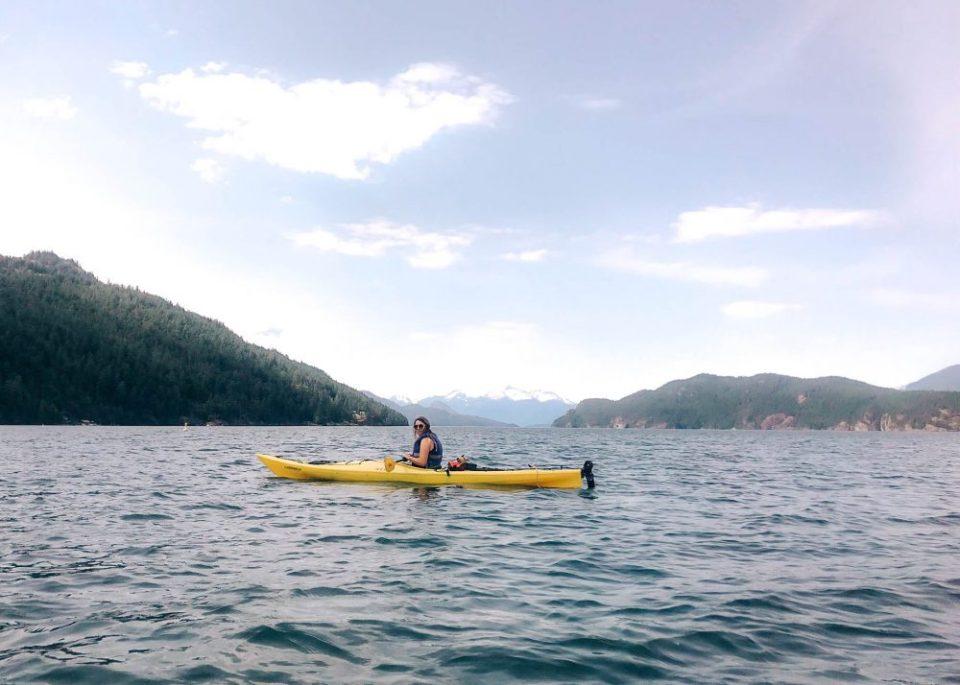 Killer Cove Kayak Rentals Harrison Lake | 10 Things to do Near Harrison Hot Springs