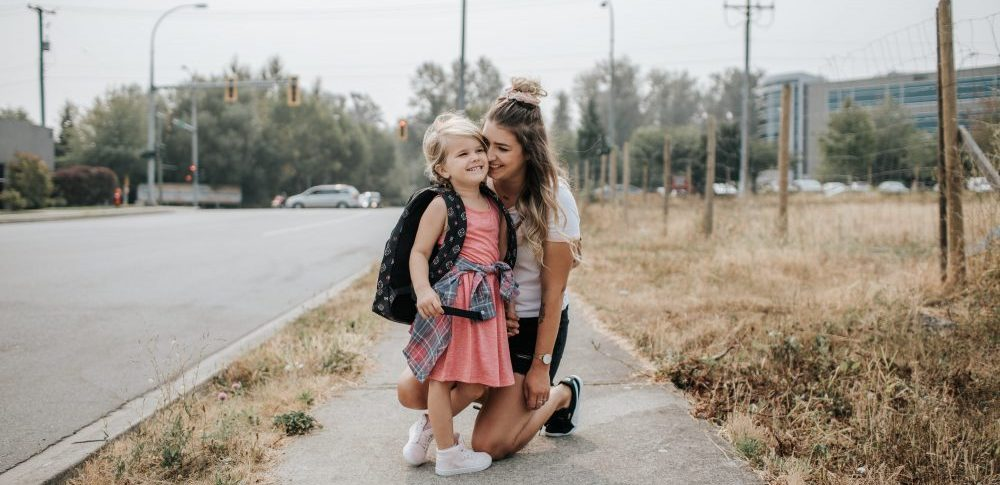 Mom and Daughter Back to School Fashion Looks