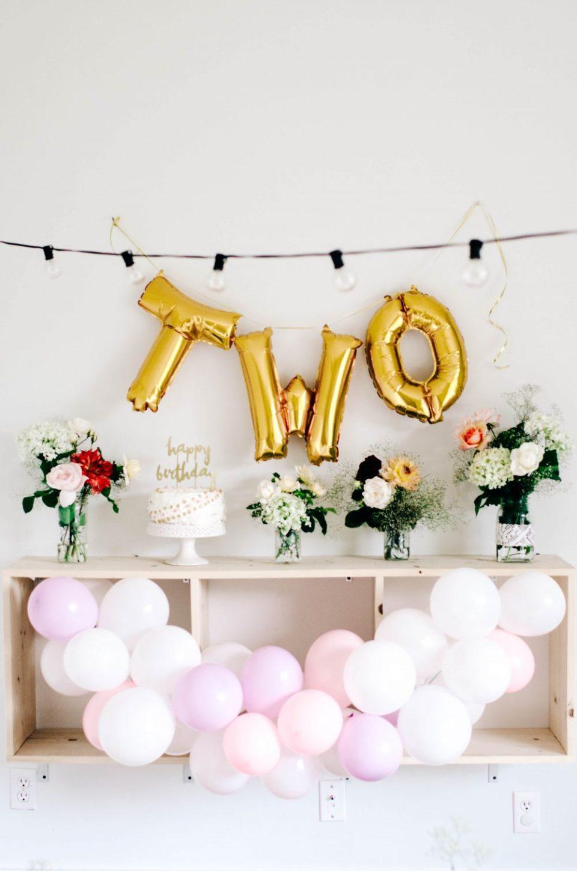 High Tea Themed Second Birthday Party Idea | Party Decor Ideas and Inspiration