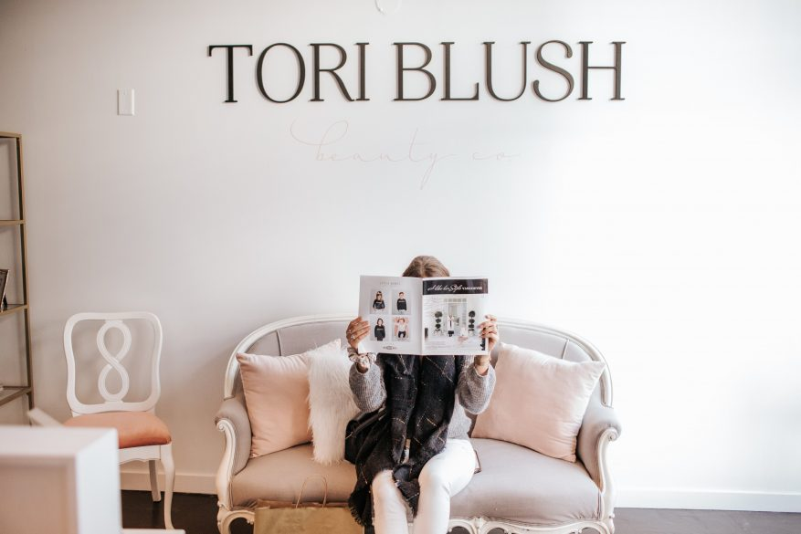 Tori Blush | 10 Locally Owned Things to Do in New West