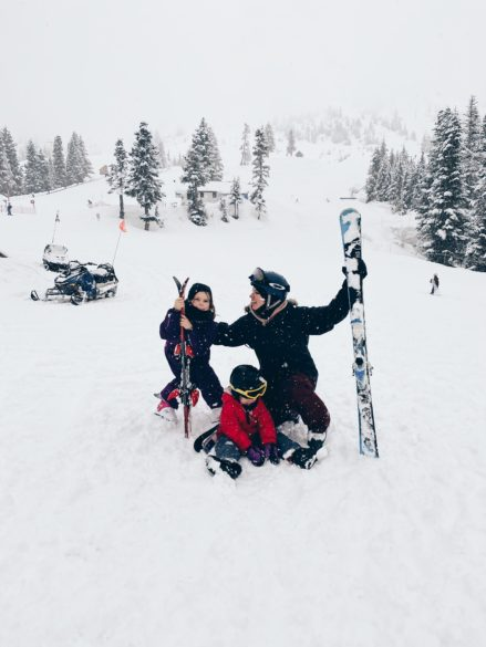 Family Day at Sasquatch Mountain Resort