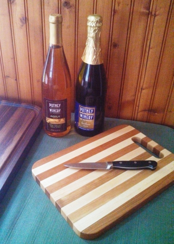 Staging Photos with Putney Wine