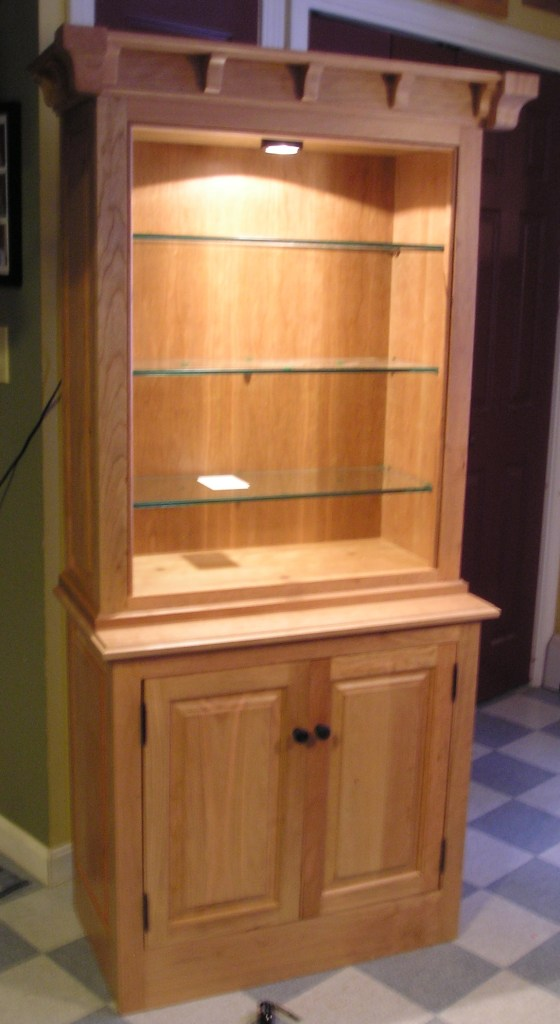 Our Cherry Hutch
