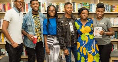 Photos From The Limbe To Lagos Anthology Launch At Ouida House