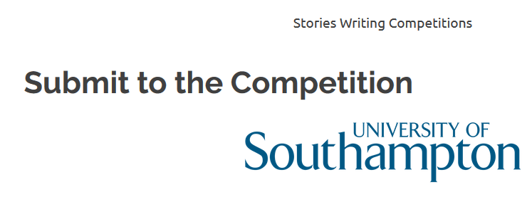 University of Southampton: Green Stories Writing Competitions 2019