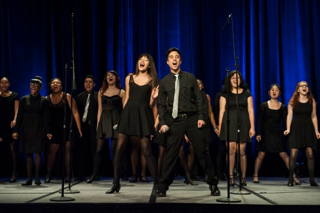 Youth performing at National Guild's 2014 conference. Image by Timothy Norris.