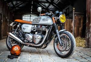 Triumph Thruxton 1200 Graphic