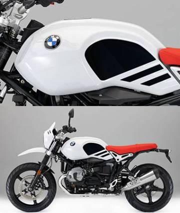 Pads réservoir uni BMW Nine T Urban GS