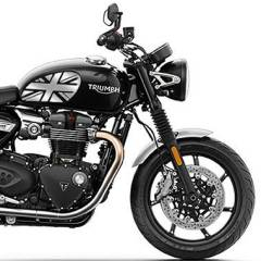 Pad sticker de réservoir Bonneville T120/Speed Twin