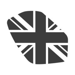 Sticker de phare «Union Jack» fumé pour Triumph Speed / Street Triple 2011-2015