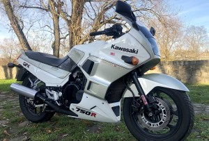 Read more about the article Kawasaki GPX 750 – vendue