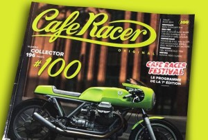 CafeRacer Magazine numéro 100