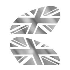 Pads de réservoir «Union Jack» pour TRIUMPH Bonneville SE / T100, Scrambler et Thruxton 900