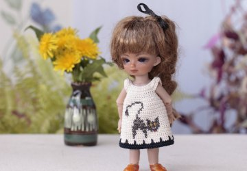 The Story about Hujoo doll