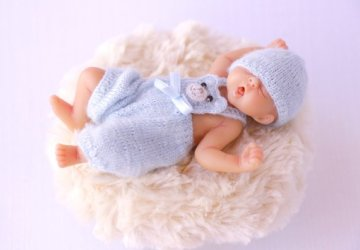 Camille Allen Miniature baby world